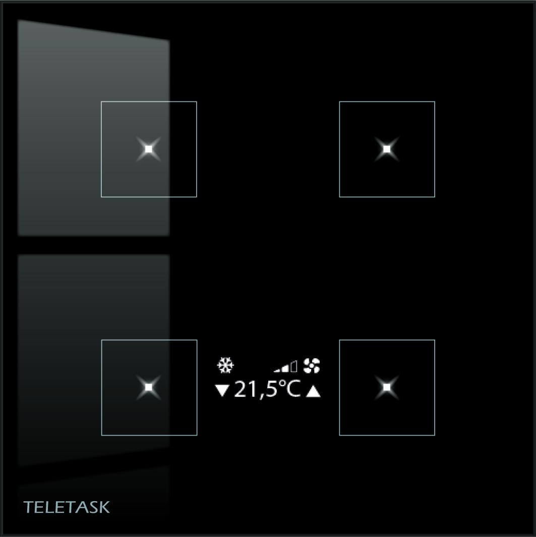 Teletask Aurus-4 Temp