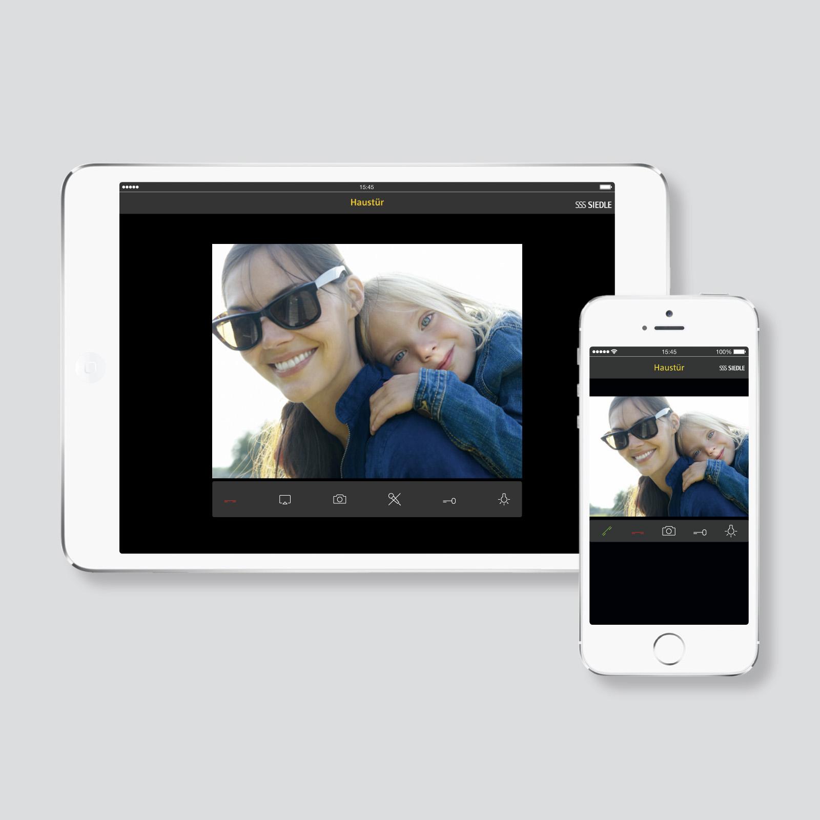 iPad und iPhone nebeneinander