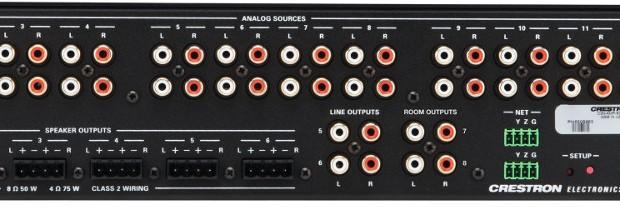 Anschlussfeld C2NI-AMP-6x100