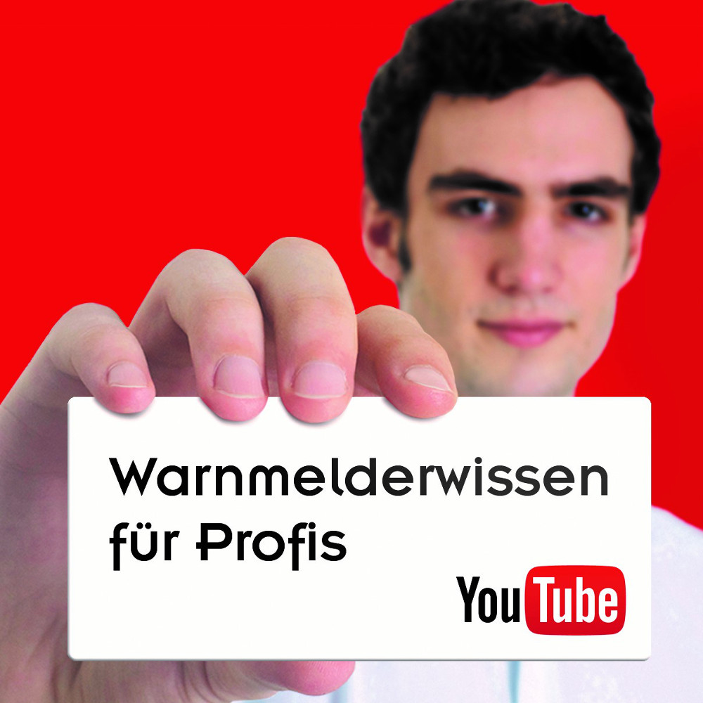 Warnmelderwissen auf YouTube