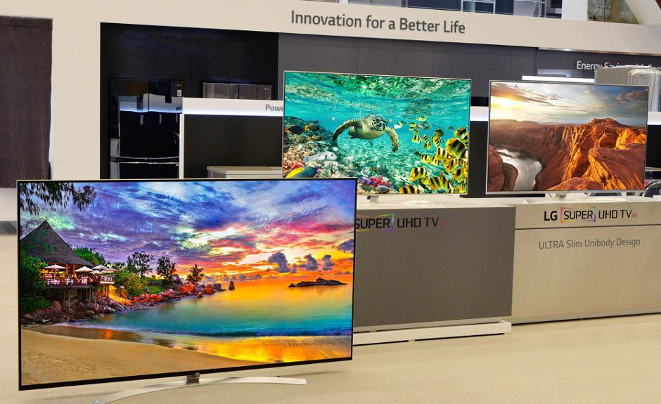 Neue LG TVs zur CES