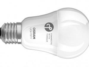 Osram Lightify Lampe mit Thread-Netzwerkprotokoll