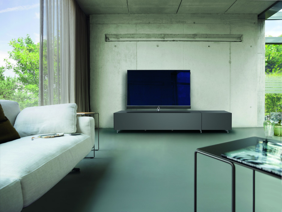 Neue Möbelserie Loewe | Spectral