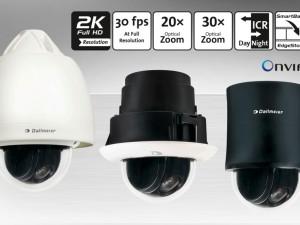 Neue PTZ-Kameras von Dallmeier