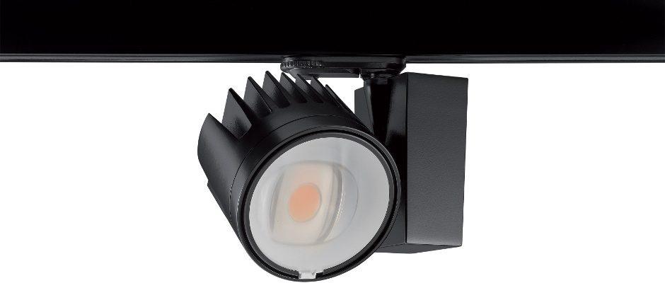 Concord Beacon Wallwash LED (schwarz)