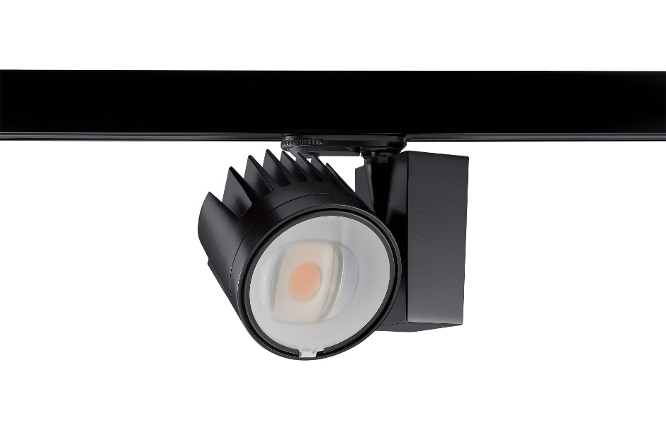 Concord Beacon Wallwash LED (schwarz)
