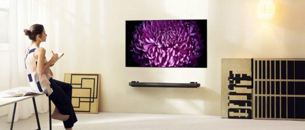 LG Signature OLED TV W7