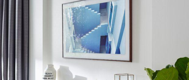 Frame TV von Samsung