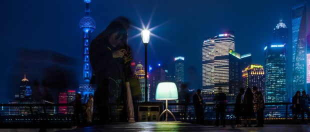 "Foscarini: ""Postcards of Light"" Shanghai Lumiere"