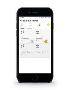 Gira S1/X1 App