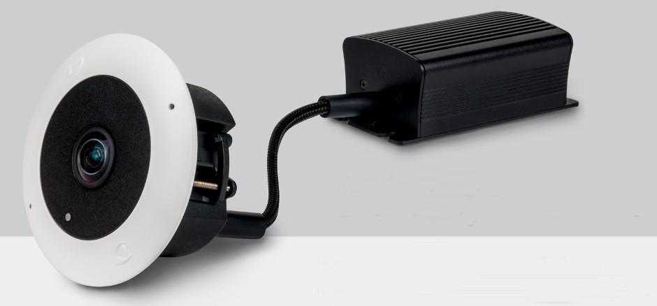 MDF5400HD-DN 360° Fisheye-Kamera