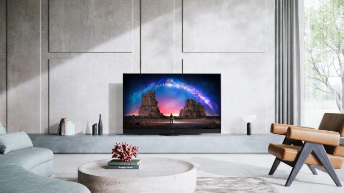Panasonic-TV JZW2004