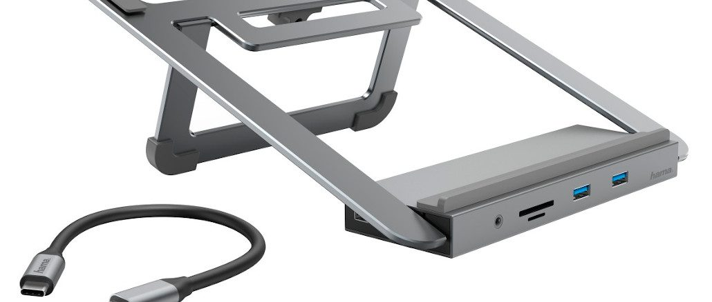 Hama USB-C-Dockingstation