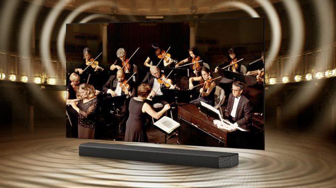 Samsung Soundbar HW-Q950A Titel